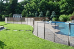 brown-pool-fencing