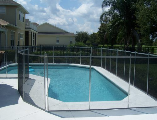 All About The In-Ground Pool Safety Fence