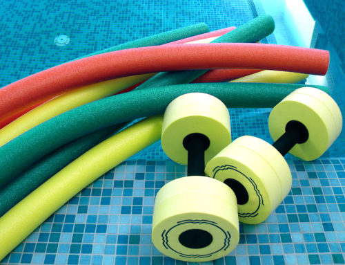 3 Sets of Pool Exercises That Are Worth Trying