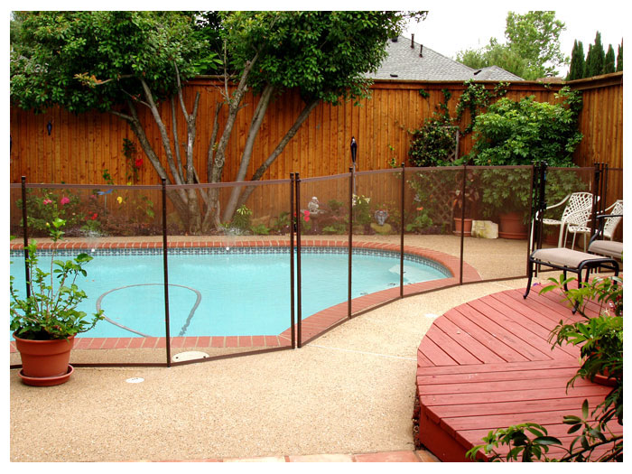 Childguard Diy Pool Fence Removable Mesh Pool Fencing Shipping