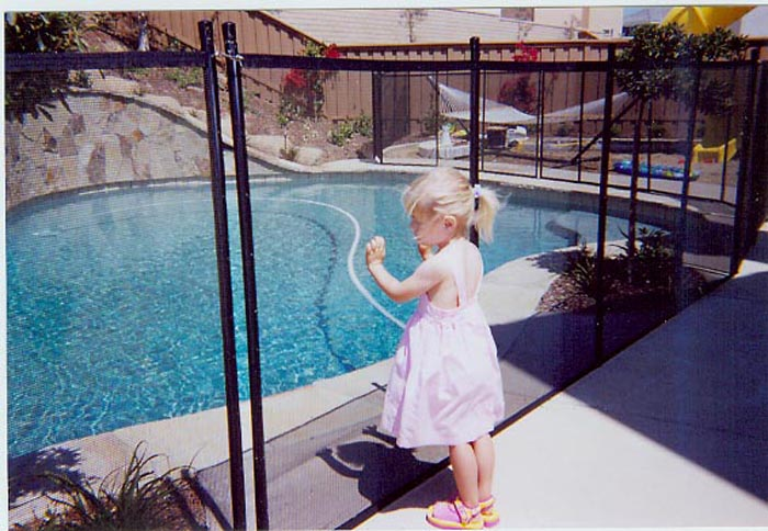about childguard pool fence