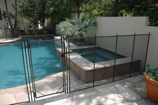 Does my city require a fence around an above ground pool