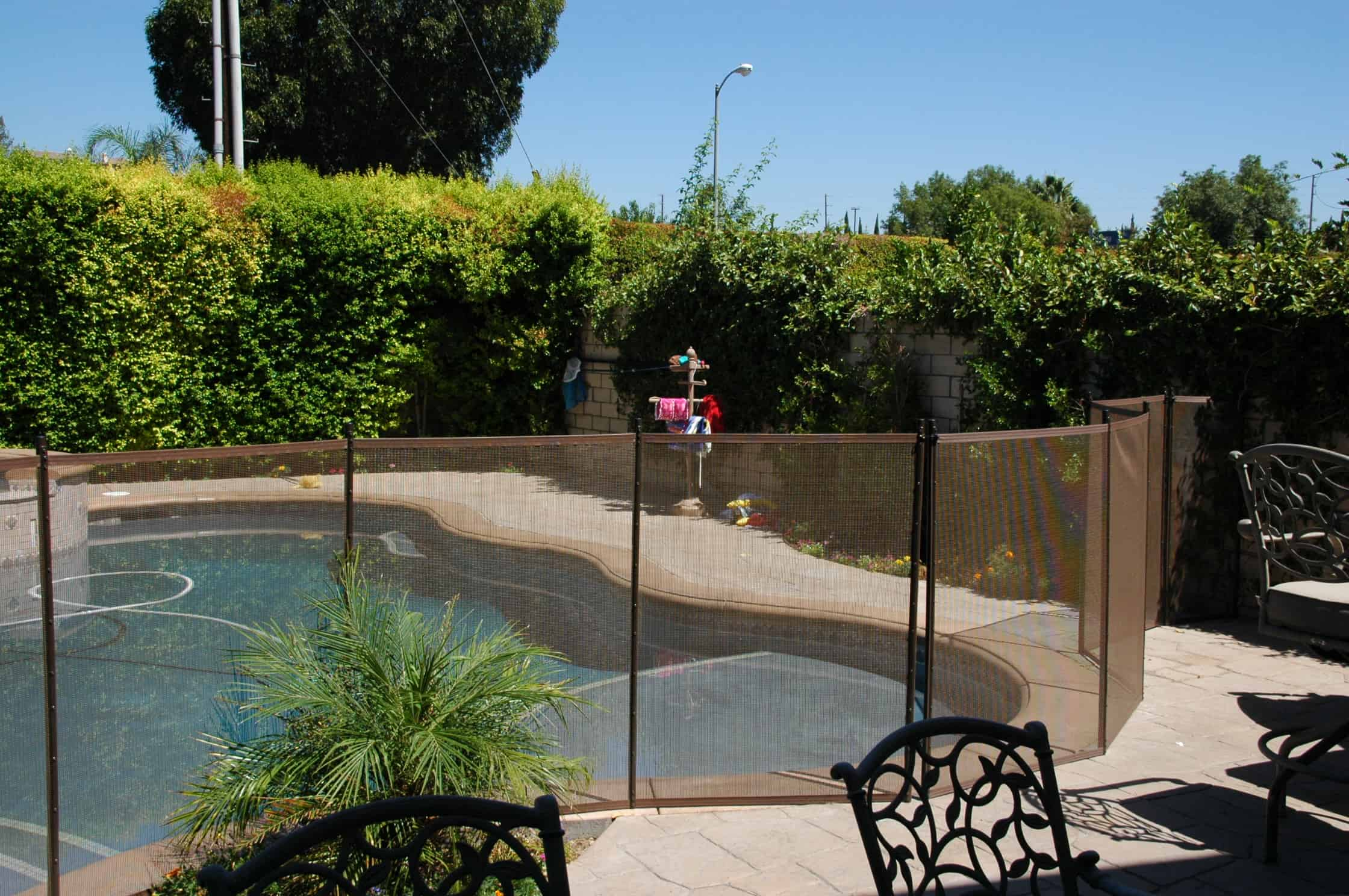 Pool covers vs Pool Fence