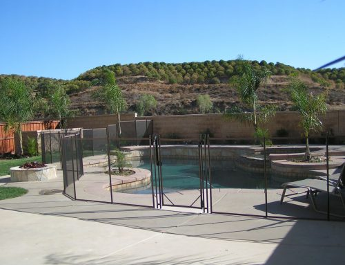 The 4 Types Of Pool Fencing
