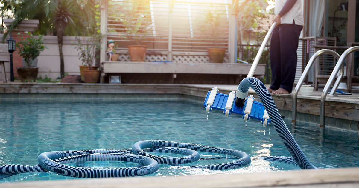 (Childguard) How to Automate Swimming Pool Care