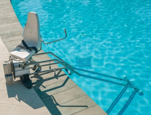 Making Your Pool Handicap Accessible