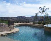 (Childguard) Fence Inground Pool