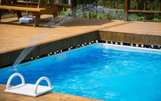 (Childguard) Heat Swimming Pool Quickly