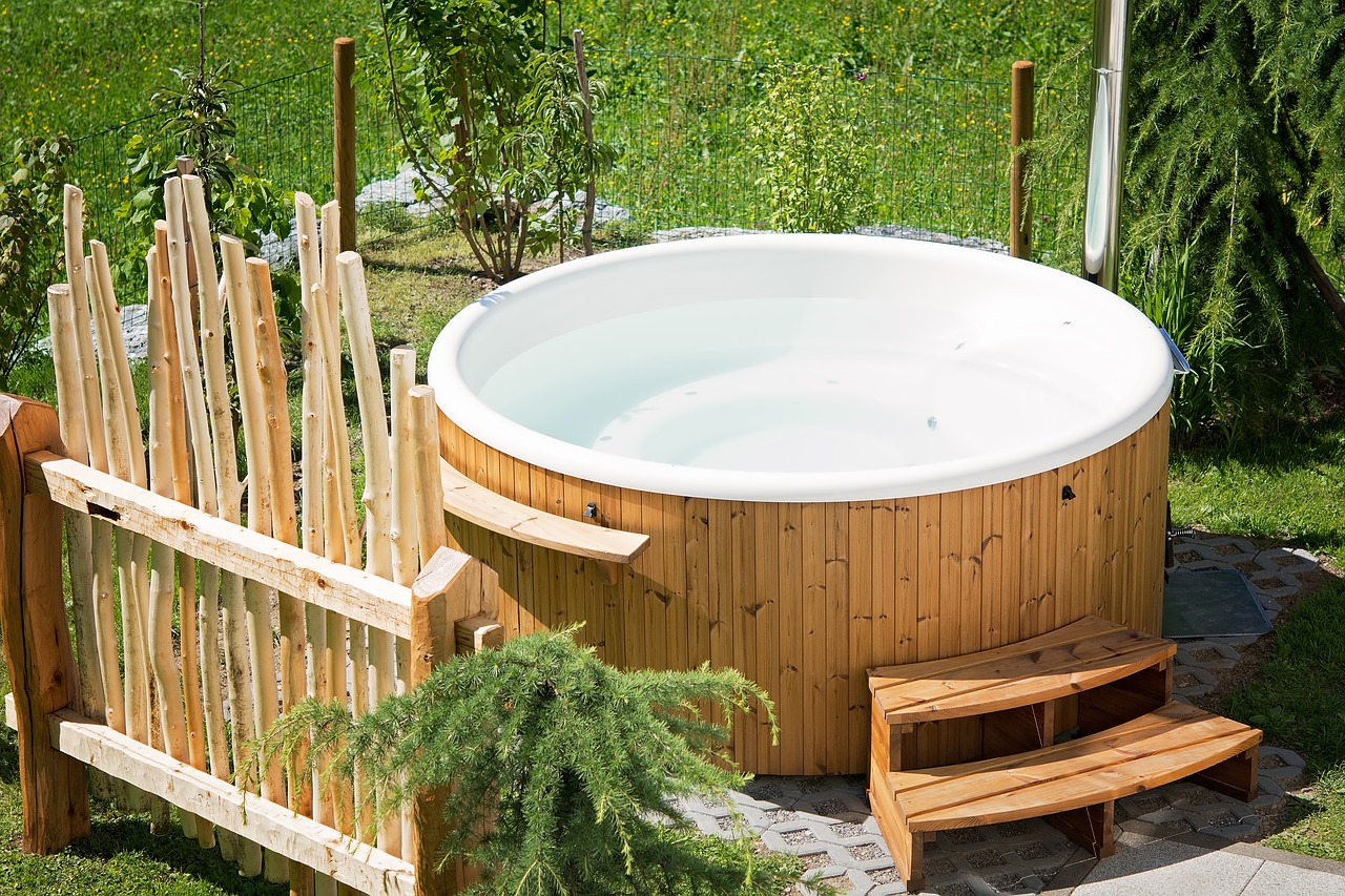 How to Make Sure your Hot Tub is Safe